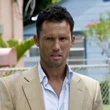 Super-spy Michael Westen has a rough day at the office