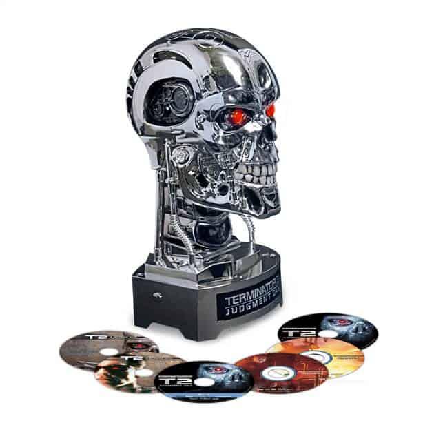 Terminator 2: judgment day endo arm collectors edition 4k ultra hd.