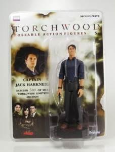 Torchwood COE Jack exclusive
