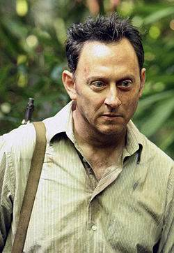 Michael Emerson as Ben Linus on LOST.