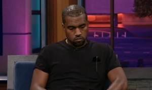 Kanye West on Jay Leno (video)
