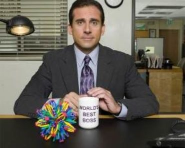 The Office Finale Steve Carrell