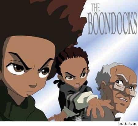 Cartoon Black adult