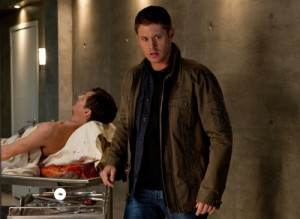 """Sneak Peek   Supernatural 6.06 """"You Can't Handle the Truth"""""""