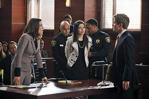 The Good Wife Preview   Photos of Miranda Cosgroves Appearance