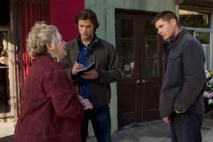 Supernatural Sneak Peek   A Nod to The X Files