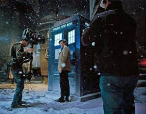 Doctor Who Christmas Special Finally Gets Title