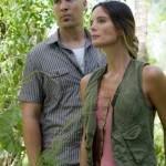 Jesse Porter and Fiona Glenanne