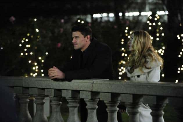 Bones Sneak Peeks: Will Booth Break Up With HannahOr