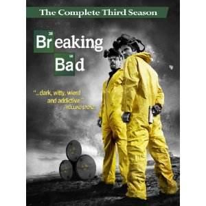 breaking bad season 3 dvd