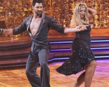 Dancing with the Stars Maks Chmerkovskiy and Kirstie Alley
