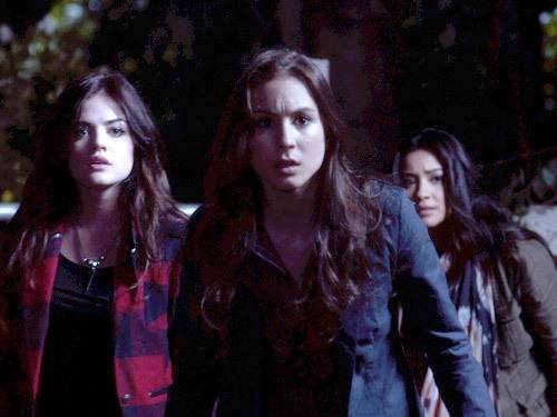 Pretty Little Liars Has A Gone Lethal