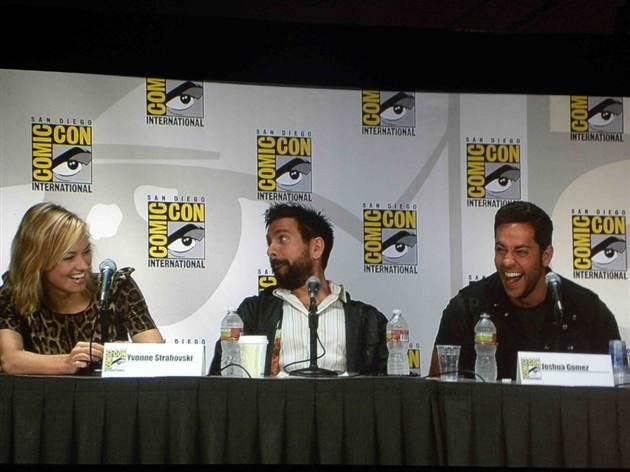 Chuck Comic-Con Panel