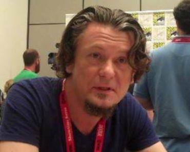 Supernatural Interivews Comic-Con