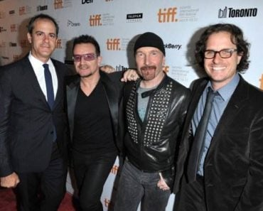 """Showtime's """"From The Sky Down"""" Featuring U2"""