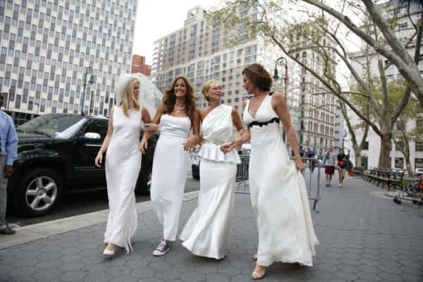 The Real Housewives of New York City Shake Up: Four Housewives Are Out!