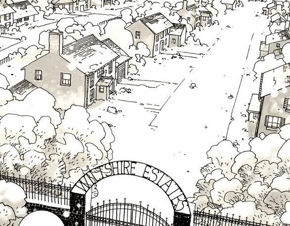 The Walking Dead What Lies Ahead Comparison - Wiltshire Estates