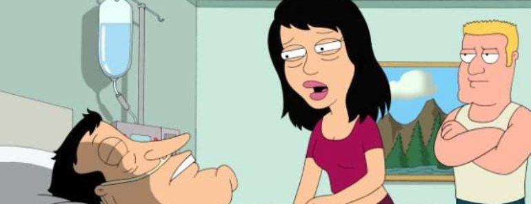 Family Guy Sneak Peeks Quagmire S Sister Returns To Town Tonight