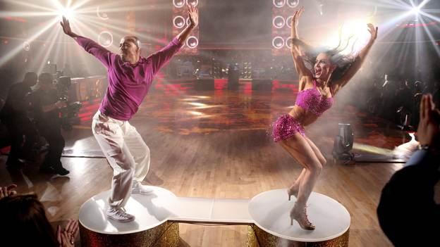 Dancing With the Stars - JR Martinez and Karina Smirnoff