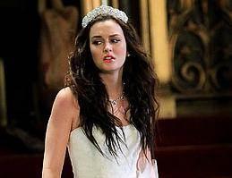 Gossip Girl Blair Wedding Dress