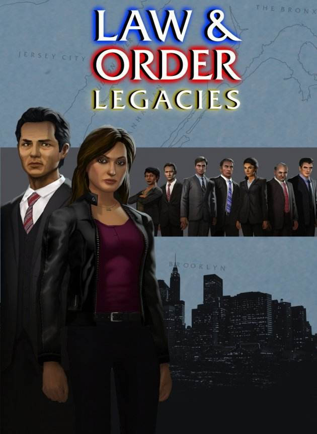 new law order legacies game coming to the ipad iphone pc