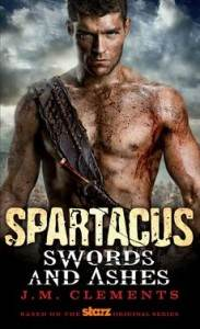 Spartacus Swrds & Ashes