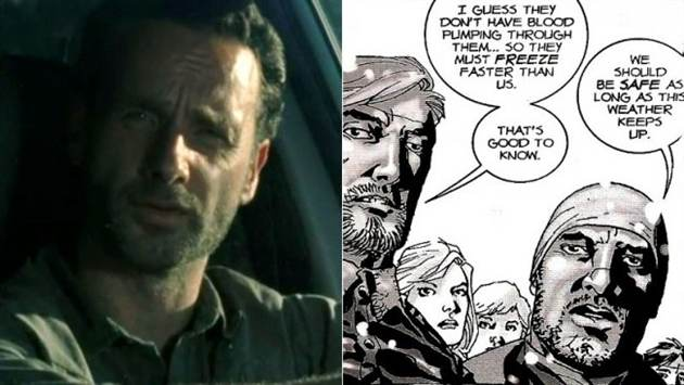 The Walking Dead - 18 Miles Out