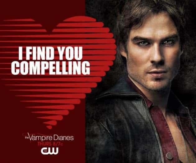 CW Valentineu0027s Day Card (Credit: The CW)