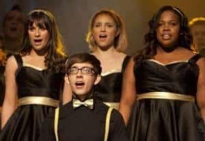 Glee - On My Way