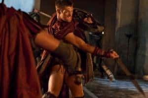 Spartacus: Vengeance - A Place In This World