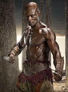 Spartacus Vengeance - Oenomaus