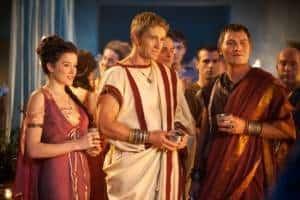Spartacus: Vengeance - Empty Hands