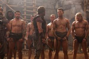 Spartacus: Vengeance - The Greater Good