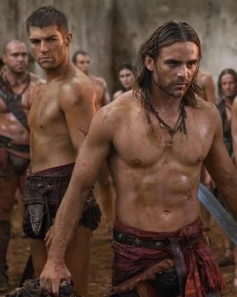 Spartacus Vengeance - Chosen Path