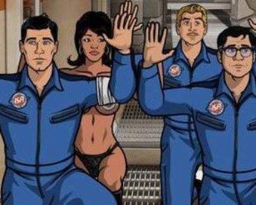 Archer - Space Race, Part 2