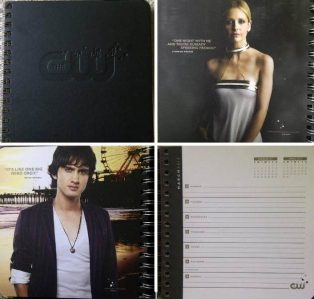 The CW Planner/Calendar