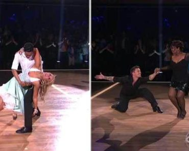 dancing wth the stars season 14 week 6 results