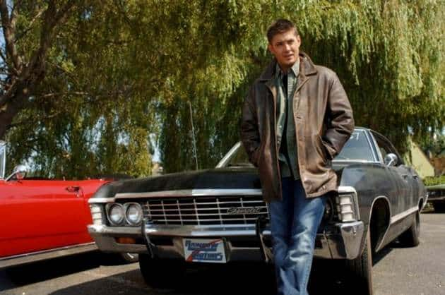 Supernatural SlideShow Most Memorable Objects - Supernatural show car