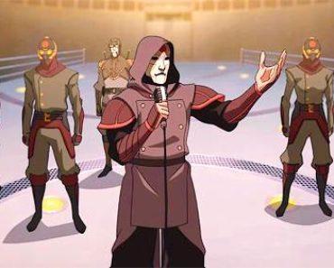Amon Karaoke; Korra's Nightmare