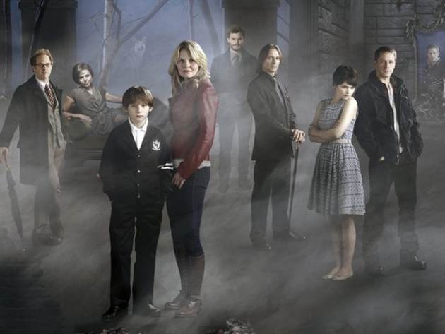 DVD Release Date Details for ABC Shows: Revenge, Once Upon a