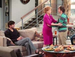 Two and a Half Men 9.24 Jake and Evelyn