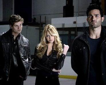 Teen Wolf Season Two Ice Pick