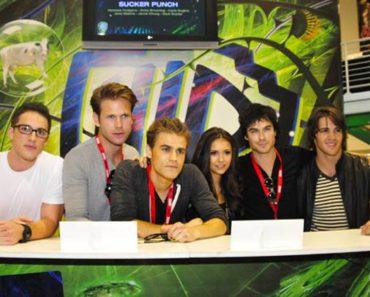 Warner Bros. TV Comic-Con