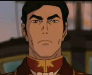 General Iroh, coming to aid Korra