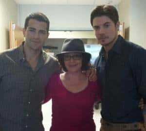 Josh, Marlene, Jesse - Dallas TNT