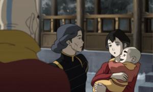 Beifong, Tenzin and Pema