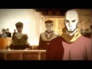 Before Korra, there was Aang
