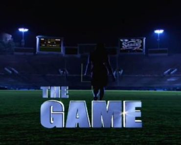 The Game Title Card
