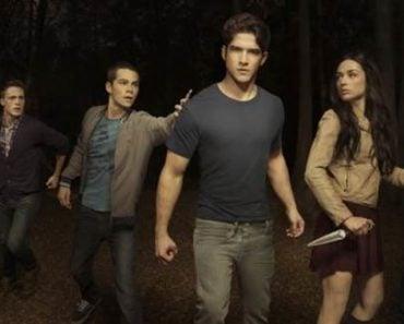 Teen Wolf Revelations MTV