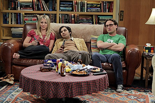 The Big Bang Theory - The Date Night Variable